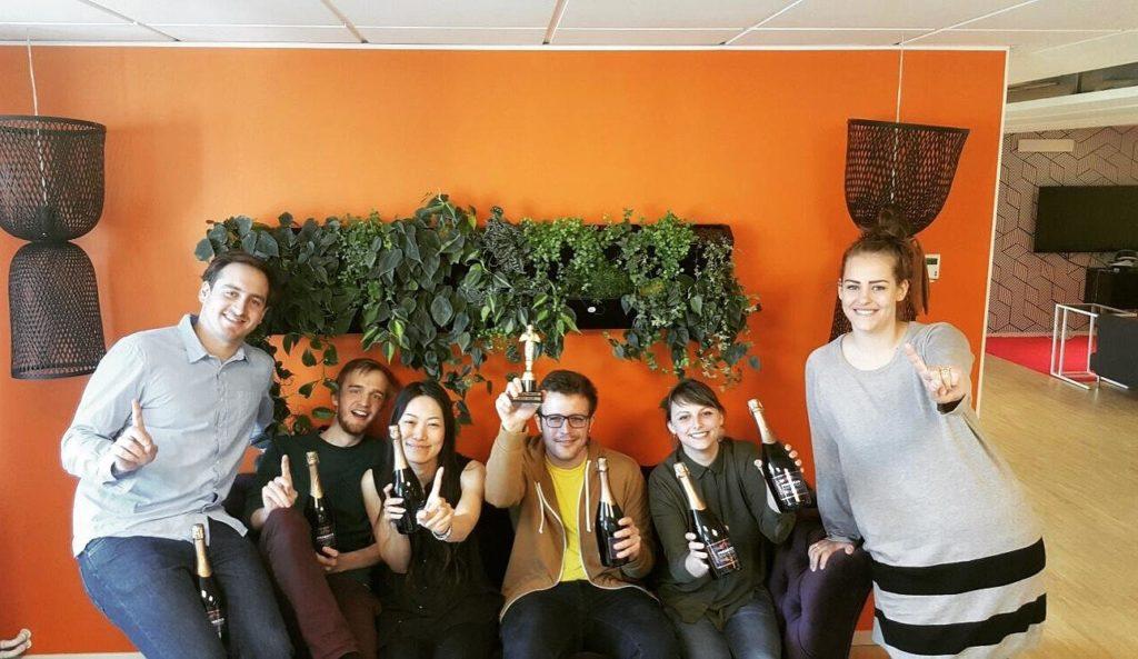 FEO Game Jam winners
